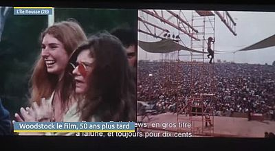Woodstock le film, 50 ans plus tard